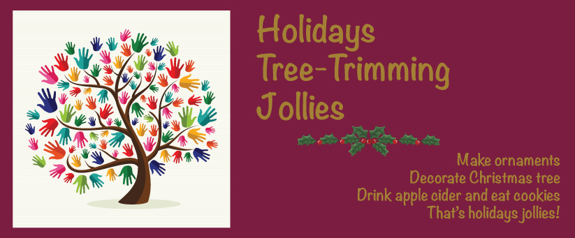 Holidays Tree-Trimming Jollies